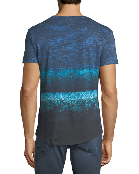 Deep Sea Photographic T-Shirt