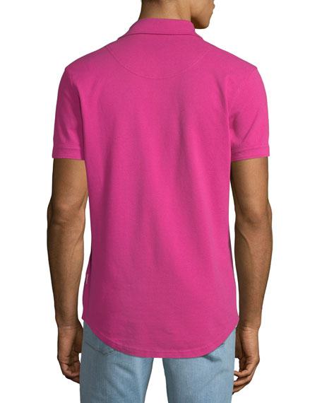 Men's Sebastian Tailored Polo Shirt