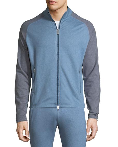 Men's Charmonix Zip-Front Power Jacket