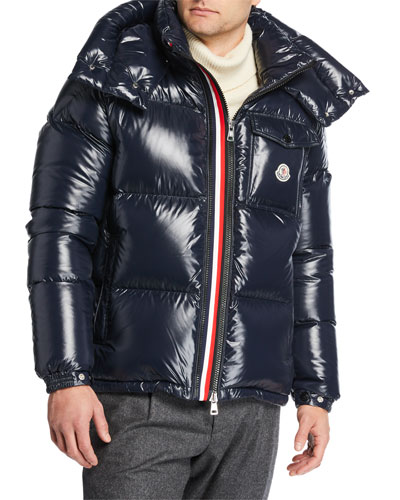 Men's Montbeliard Shiny Puffer Jacket