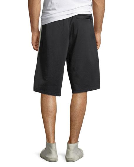 Men's Side-Stripe Pull-On Shorts
