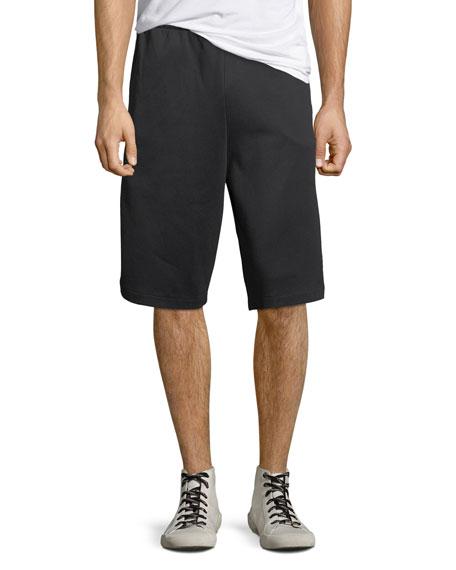 Moncler Men's Side-Stripe Pull-On Shorts