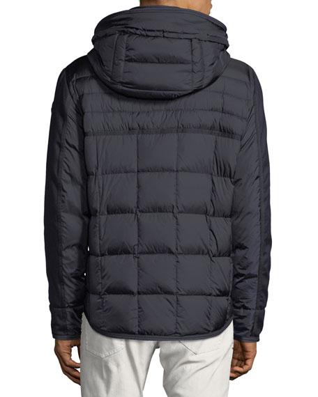 Men's Ryan Hooded Puffer Jacket