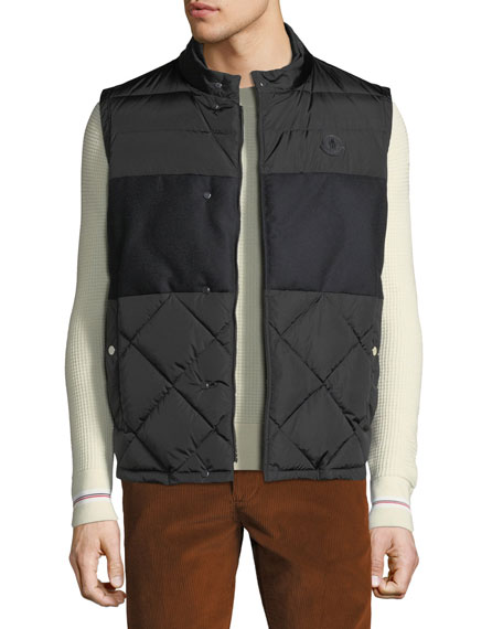 Men's Auzet Quilted Vest