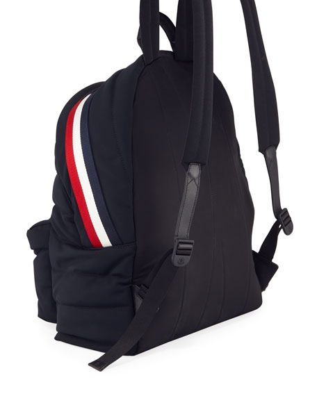 Men's Dolomites Quilted Nylon Backpack