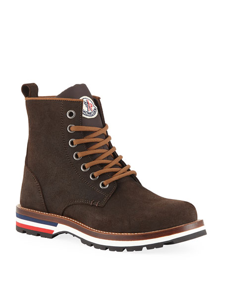Men's Vancouver All-Weather Hiking Boots