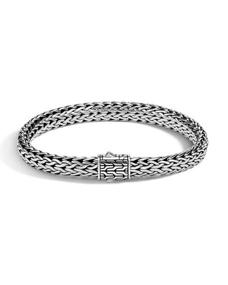 John Hardy Men's Small Classic Chain Bracelet w/