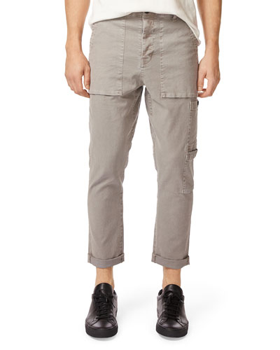 Men's Koeficient Military-Inspired Twill Pants