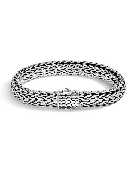 John Hardy Men's Classic Chain Bracelet w/ Sterling