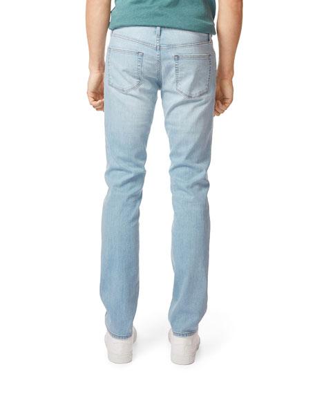 Men's Tyler Slim-Fit Light-Wash Jeans, Radicata