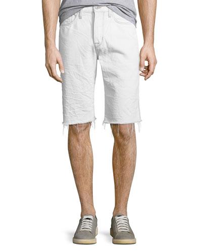 Men's Dixon Frayed Shorts