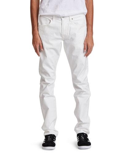 Men's Blake Slim-Straight Distressed Jeans, Deceiving