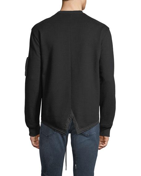 Men's Fishtail Crewneck Sweatshirt