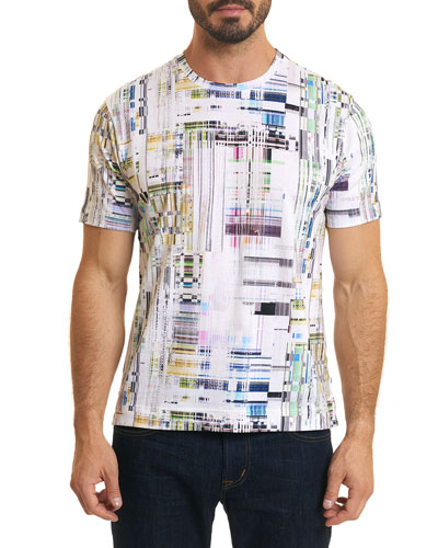Men's Aquatic Graphic T-Shirt