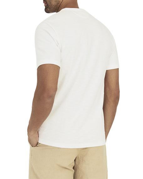 Men's Wave-Print T-Shirt