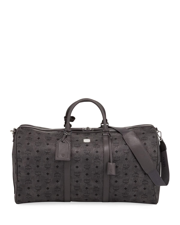 Men S Traveler Visetos Extra Large Weekender Duffel Bag