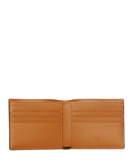 Men's Visetos Original Flap Bi-Fold Wallet