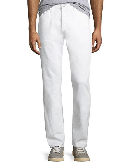 AG Adriano Goldschmied Men's Everett Slim-Straight Jeans in