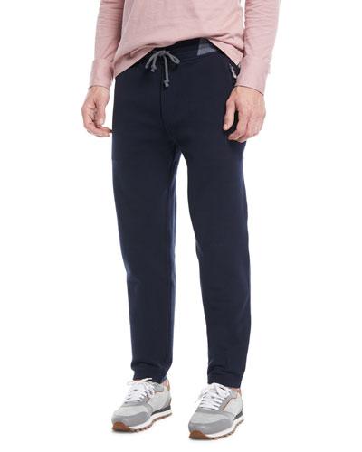 Men's Drawstring Jogger Sweatpants