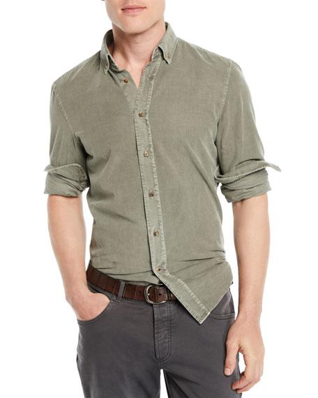 Men's Corduroy Sport Shirt