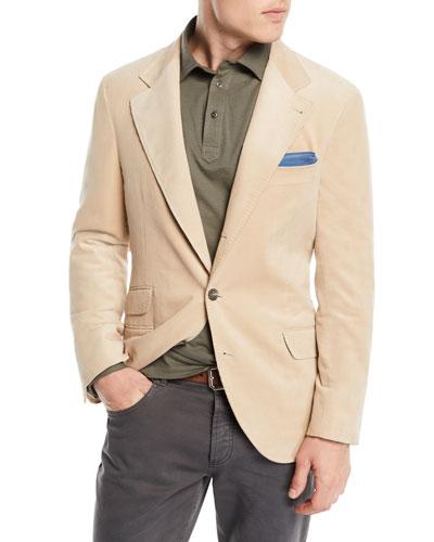Men's Corduroy Sport Jacket