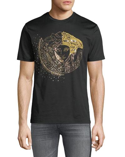 Men's Sportivo Medusa Head Graphic T-Shirt