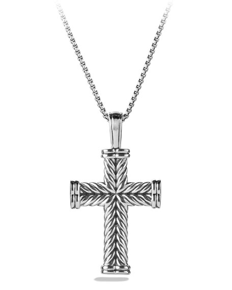 Men's Chevron Cross Enhancer