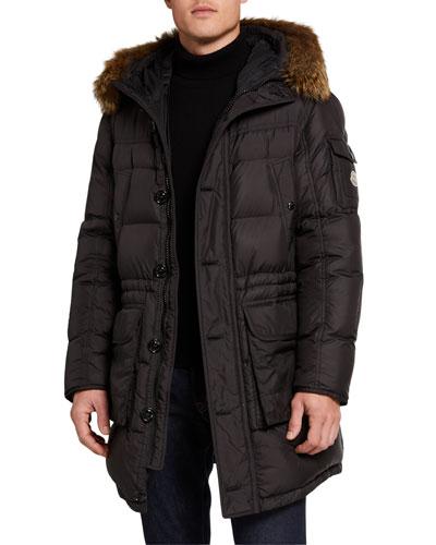Men's Calaita Quilted Jacket