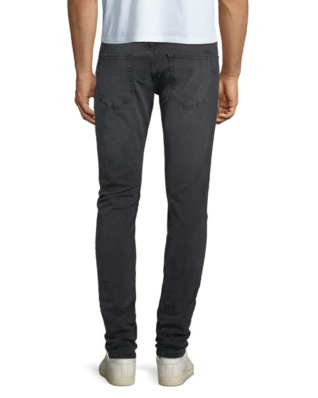 Men's Windsor Black Skinny Jeans