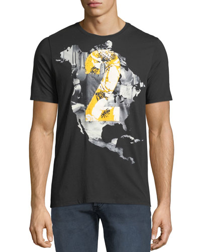 2 Graphic Short-Sleeve T-Shirt