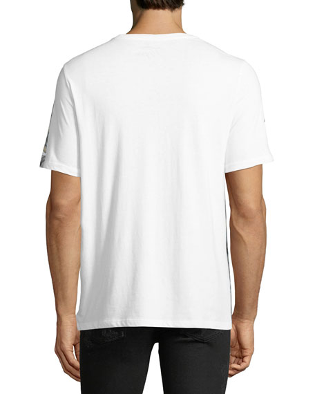 Men's Smokey-Print T-Shirt
