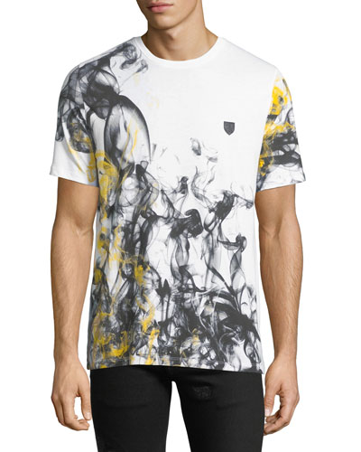 Men's Smokey-Print T-Shirt
