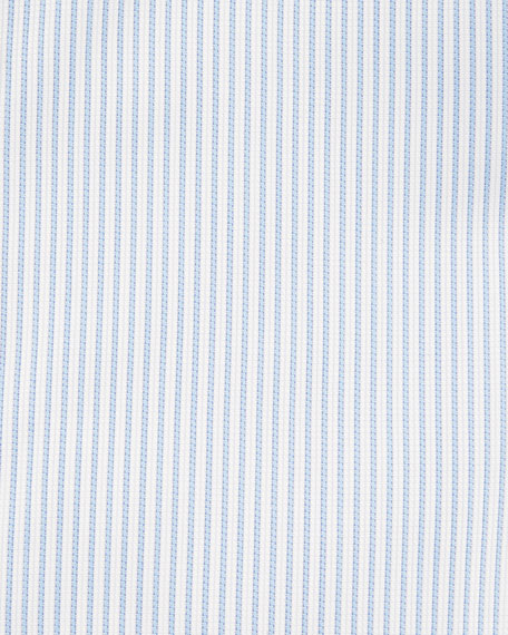 Men's Small Stripe Dress Shirt