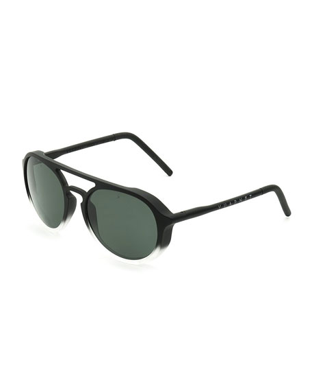 Men's Active Ice Round Nylon Sunglasses