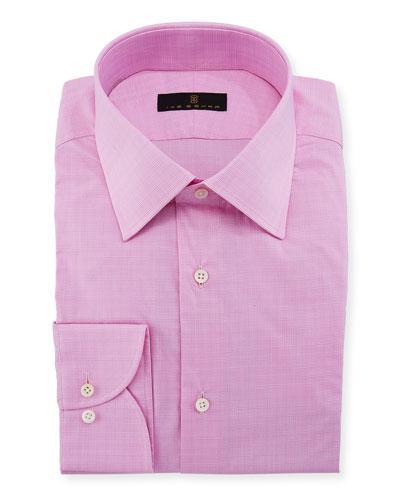 Men's Houndstooth Dress Shirt