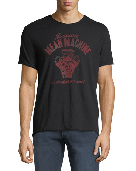 Men's Mean Machine Graphic T-Shirt