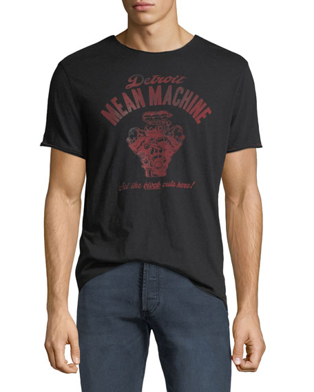 John Varvatos Star USA Men's Mean Machine Graphic