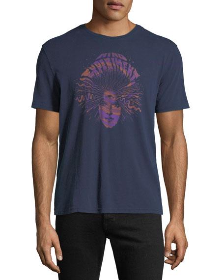 Men's Mind Experiment Graphic T-Shirt