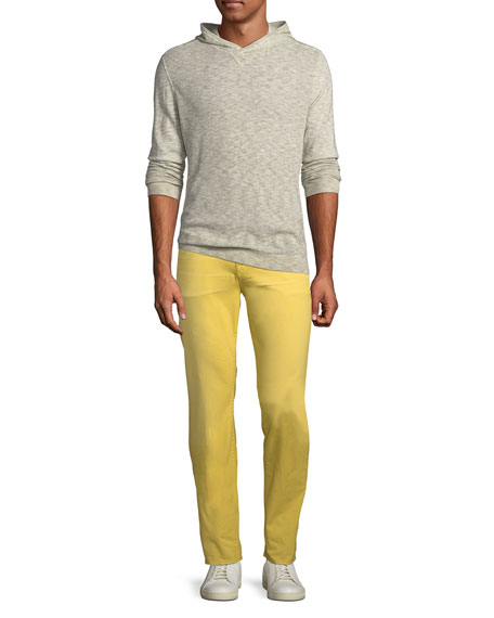 Men's Adrien Slim Twill Jeans
