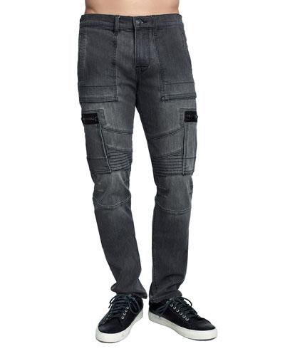 Men's Nomad Cargo Moto Jeans