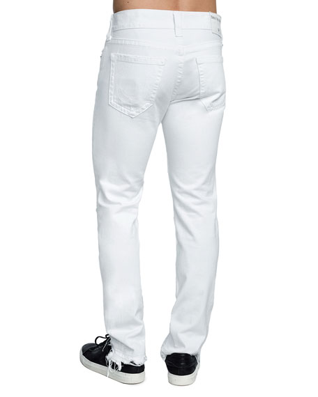 Men's Rocco Skinny Destroyed Denim Jeans