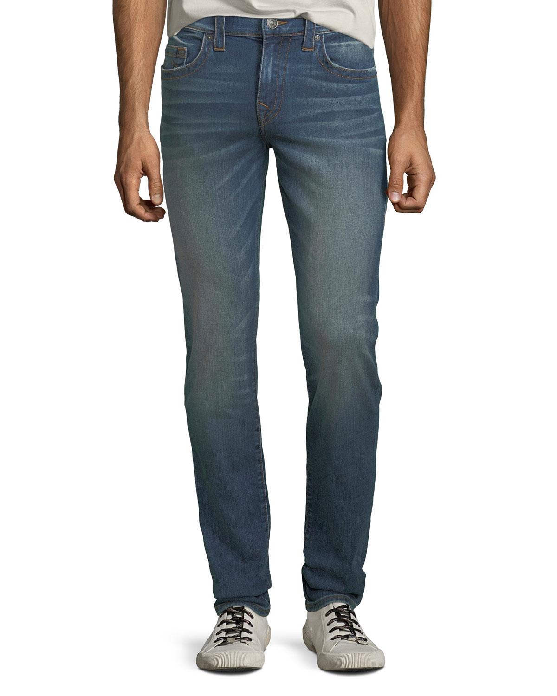 2d17e3cd034 True Religion Men s Rocco Skinny Denim Jeans