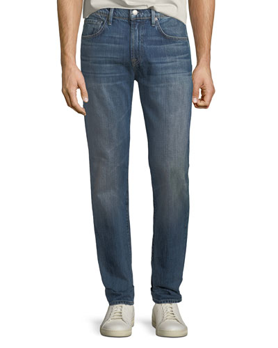 Men's Adrien Straight-Leg Denim Jeans