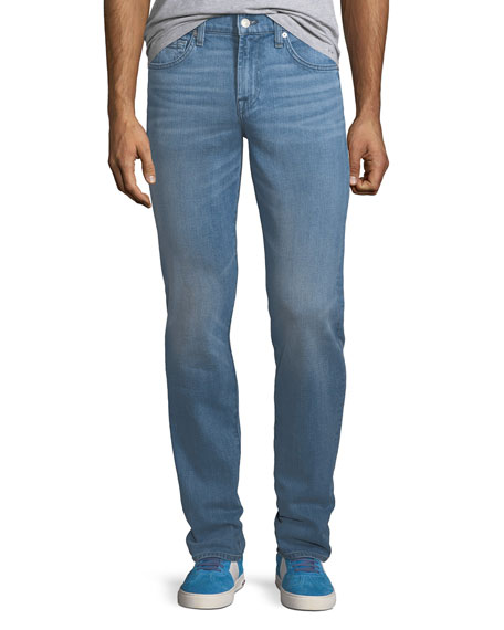 Men's Slimmy Straight-Leg Jeans