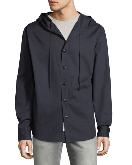 Men's Bryant Snap-Front Shirt Jacket
