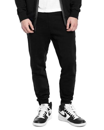 Men's Drop-Crotch Sweatpants