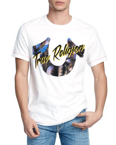 Men's Desert Mirage Graphic T-Shirt