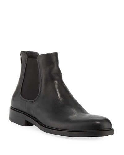 Men's Burroughs Leather Chelsea Boots