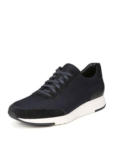 Men's Paton 2 Suede-Trim Mesh Sneakers
