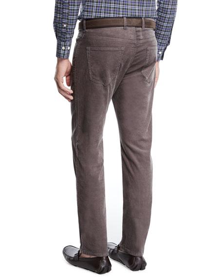 Men's 5-Pocket Corduroy Pants